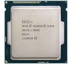 intel cleron