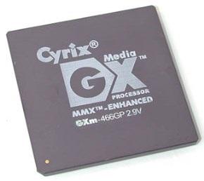 Cyrix Processor