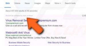 iklan malware browser