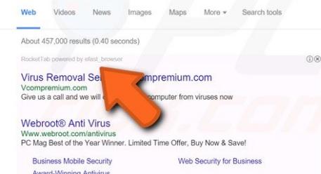 7 Ciri Ciri Browser Kena Virus / Malware dan Mengatasinya