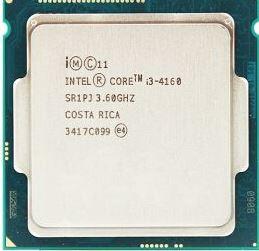 Intel Core i3 – 4160