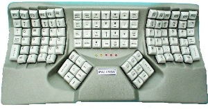 Keyboard Maltron
