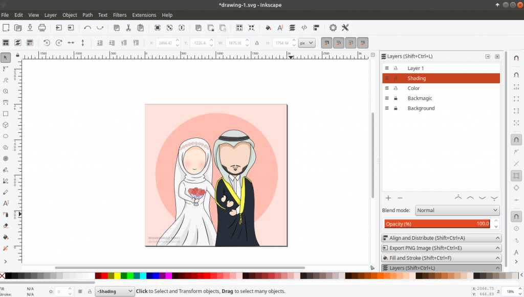 Inkscape Document