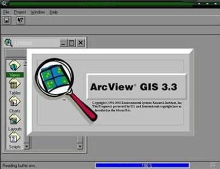 ArcView 3.3